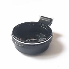 Tripod Canon EOS EF Lens to Micro 4/3 m4/3 micro four thirds EP3 GH2 GF1 Adapter