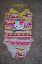 M&S Hello Kitty Swimsuit Age 12-18 months