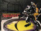 Transformers Beast Wars panther transmetals 2 Wal-mart evil Tripredacus Agent