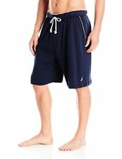 40dfcad29f9 Nautica Mens Sleepwear ZH00F5 Big-tall Knit Lounge Short 1x- Choose Sz/color