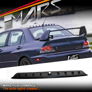 ABS Plastic Roof Fin Spoiler for MITSUBISHI MR EVOLUTION Lancer EVO 7 8 9 VORTEX