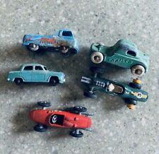 Lot of 5 Vintage Matchbox Cars