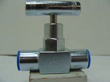 NV-CS-1/4-HS-180-FXF CARBON STEEL NEEDLE VALVE 1/4