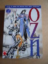 OZN vol.2 - Shiroh Ohno Planet Manga n°6   [G370M]