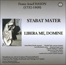 Stabat Mater Libera Me, Domine, New Music