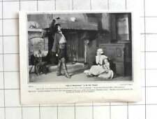 1908 Matt Of Merrymount, New Theatre, Fred Terry Alice Crawford