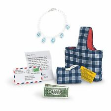 """* AMERICAN GIRL 18"""" NANEA MITCHELL ACCESSORY SET Bag for Doll - NEW IN BOX"""