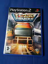"Juego ""Turbo Trucks"" para PlayStation 2 