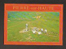 PIERRE-sur-HAUTE (63) ANTENNES au SOMMET , vue aérienne