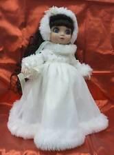 Marie Osmond Snow Princess Le500 Nib Nr