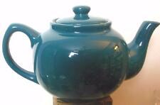 Teal Blue/ Green Tea pot 6 Cups Taiwan