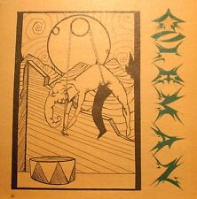 "COLEMAN / THREE STUDIES FOR A CRUCIFIXION ""Split Lp""  1995. 1st Pressing."