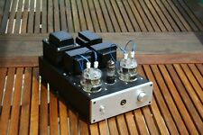 FU32 Classe A tube amp ampli a lampes 6N2 with 12ax7 adapter voltage 230V