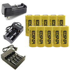 26650 Rechargeable Battery 3.7V  26650 Li-ion Batteries US Smart Charger
