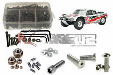 RC Screwz Stainless Steel Screw Kit for HPI Racing Mini Trophy Truck #hpi061