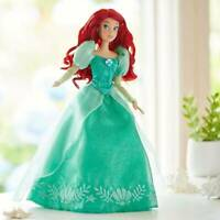Disney Parks Diamond Castle Collection Ariel Limited Edition Doll Little Mermaid