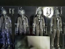 ThreeA Ashley Wood 3A Popbot Tomorrow King TK INTERYO SET TKYO Grey AK Adventure
