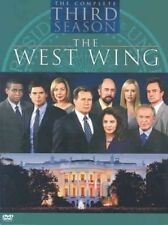 West Wing Complete Third Season 0085393162221 With Martin Sheen DVD Region 1