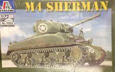 Italeri M 4 Sherman Ref 7003 Escala 1:72