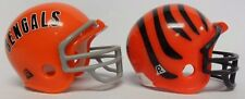 Riddell- NFL Pocket Pro Helmet Cincinnati Bengals >2x Set w/Throwback