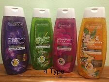 Bielenda vitamin shower oil, 440 ml - 4 types