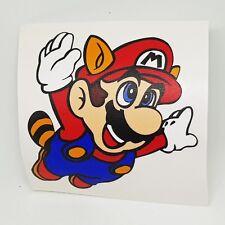 Super Mario Bros Character Logo Sticker Vinyl Decal - NO Nintendo Video Game