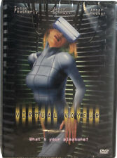 Virtual Voyeur (Dvd, 2002) Rare Sexy Sci Fi Fantasy Brand New
