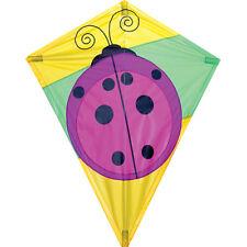 """Kite Ladybug 25"""" Diamond Kite PR 15485 *"""