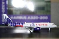 Phoenix 1:400 Hong Kong HK Express Airbus A320-200 B-LCB PH4HKE1315 Model Plane