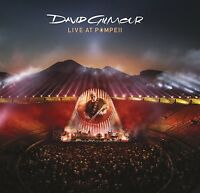 DAVID GILMOUR - LIVE AT POMPEII  4 VINYL LP NEU
