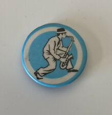 More details for saxophone -  madness - badge - original - 80's - ska - 2 tone