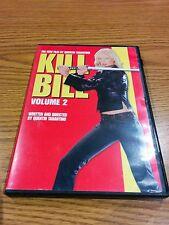 ** Kill Bill Volume 2 (DVD, 2004) **