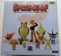 Pokemon Scale World Kanto Vol.2 1/20 Scale Figures - Box Set 6 Packs 11 Figures