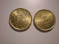 San Marino  -  20  Cent  2002   unc.