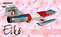 Eduard 1/48 Model Kit 11130 Eiko Lockheed F-104J Starfighter in Japanese Service