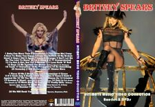 BRITNEY SPEARS Music Video DVD - Box-Set 2DVDs Exclusive Edition For Home Use