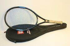 Wilson Hyper Hammer 4.0 Tennis Racquet 110 Sq In 4 3/8 Grip W/Bag