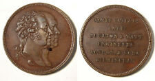 GB 1871 Commemorative Medal.  Æ 39mm. Matthew Boulton and James Watt.