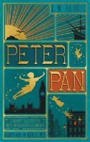 Peter Pan by J. M Barrie (author), Minalima Ltd. (illustrator)