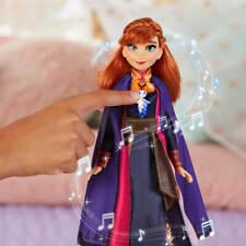 FROZEN - Muñecas Frozen 2 Muñeca Cantarina Anna 3 Años