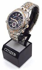 Citizen Eco Drive Signature Grand Complication Titanium Watch #BZ0016-50E