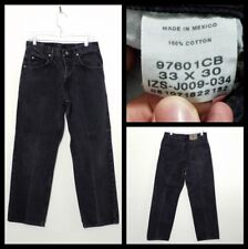 Wrangler Jeans Men's Measured 31x29 Tag Reads 33x30 Cool Fade Inv#F4317