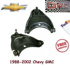 Front Upper Control Arm & Ball Joint Set 2pc For 1988-2002 Chevy GMC Pickup SUV