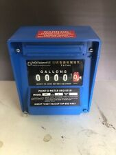 Neptune Meter Register Model 833 Code 0 *Warranty* Oil Gas Bio Diesel Fuel Petro
