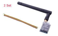 2 set TS5823 BosCam 200mW Sender 32CH Transmitter FPV 5.8G Video SMA Fatshark