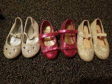 Baby girl shoes size 6 infant bundle