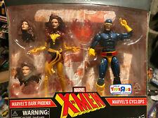 Marvel Legends Dark Phoenix Cyclops 2-pack Toys R Us Exclusive