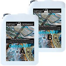 Geodeart Epoxidharz Glasklar Epoxydharz dickflüssig Geode ART Epoxy resin 0,75Kg