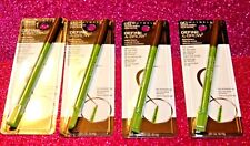Lot/4 Maybelline New York Define-A-Brow Eyebrow Pencil 643 Medium Brown,Original