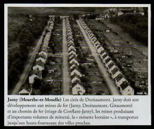 2011  --  JARNY DROITAUMONT  ANNEES 60  VUE AERIENNE   3D494